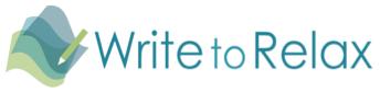 Write to Relax logo